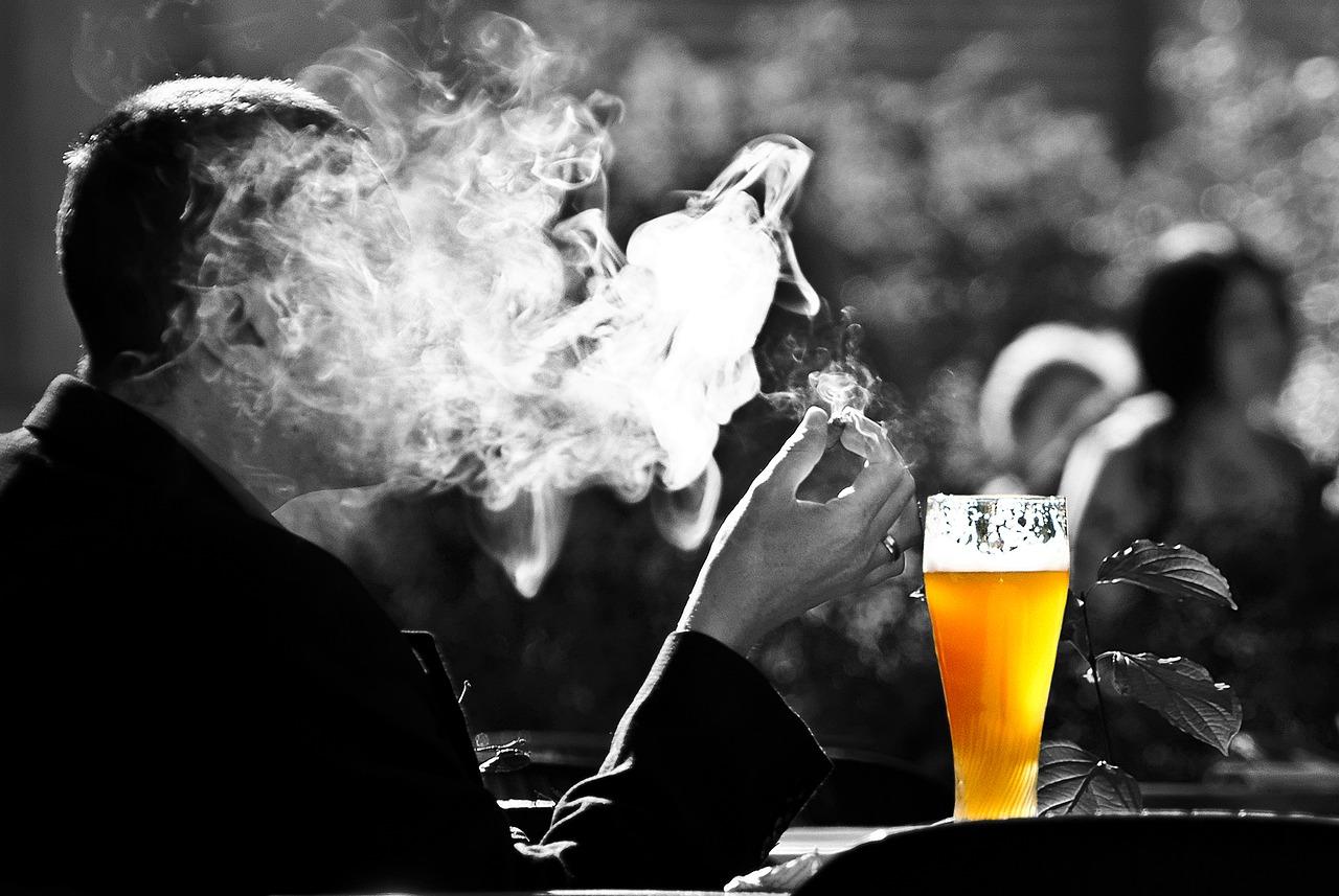 Болезни от пива