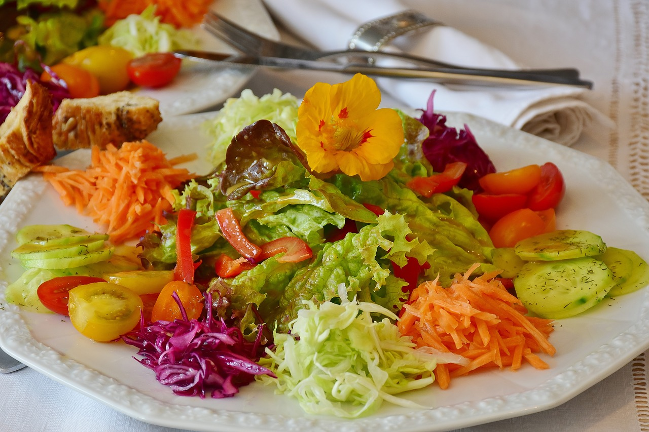 Обезжиренные салатные соусы