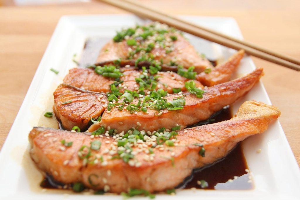 Отравление рыбой и морепродуктами