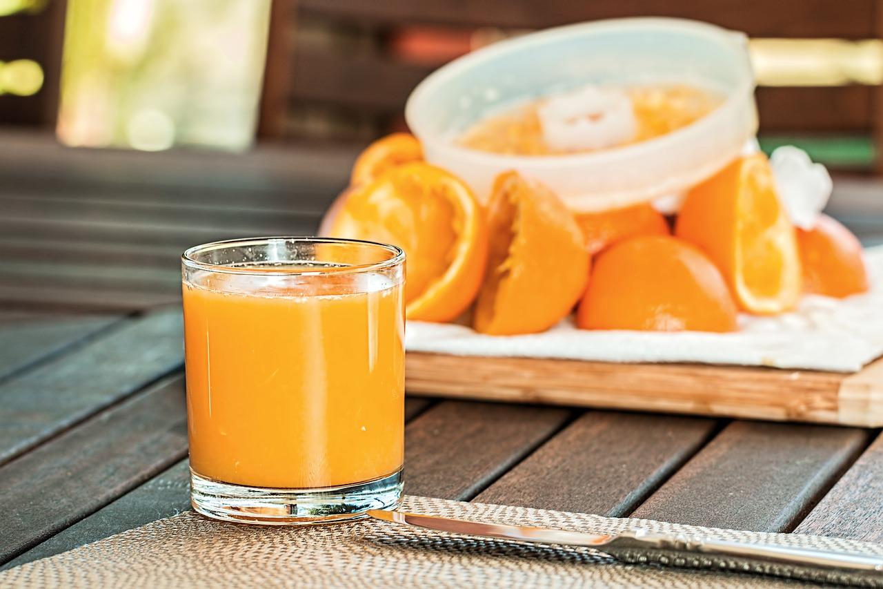 Свежевыжатый апельсиновый сок польза и вред - Природа